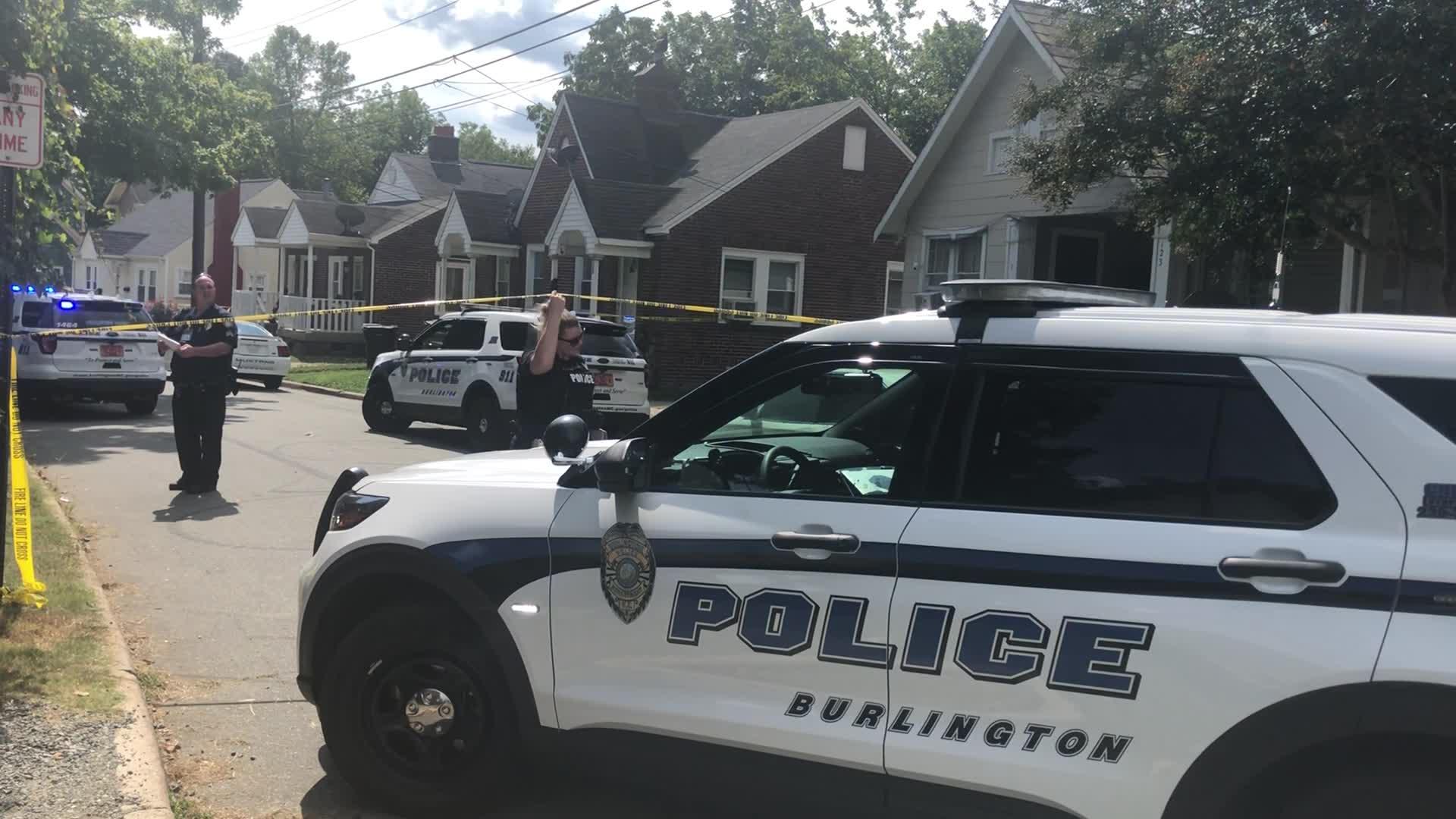 Investigation underway in Burlington
