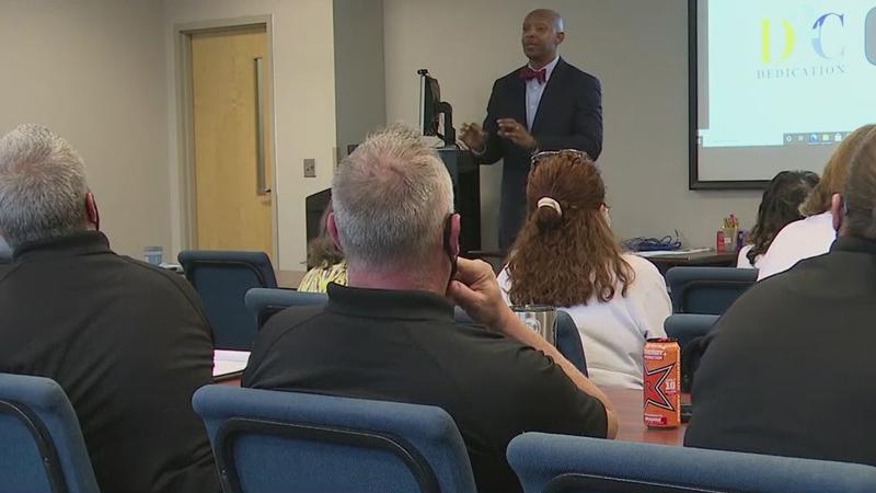 Training session to bridge divide between Winston-Salem police, community members