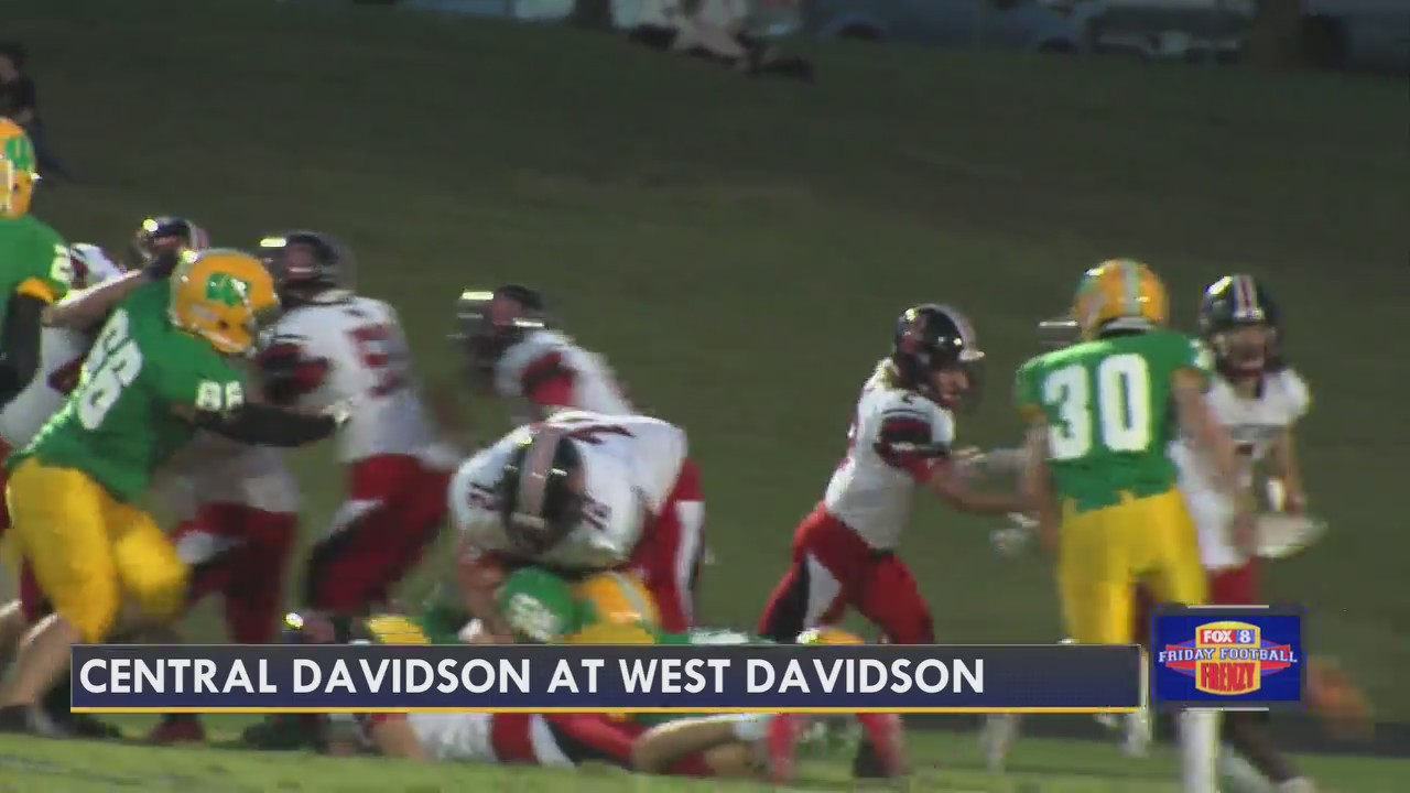 Highlights from Week 3 of the FOX8 Friday Football Frenzy