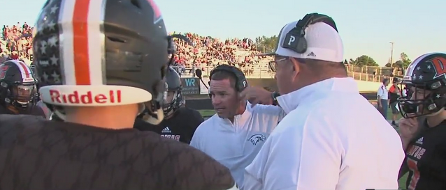 Coach Talk: Tim Devericks, head coach of Davie County High School