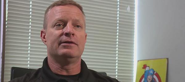 Winston-Salem police lieutenant recounts story of service after 9/11