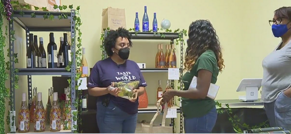 'Not your typical wine shop': Palatini's Wine Shop in downtown Graham offers unique experience