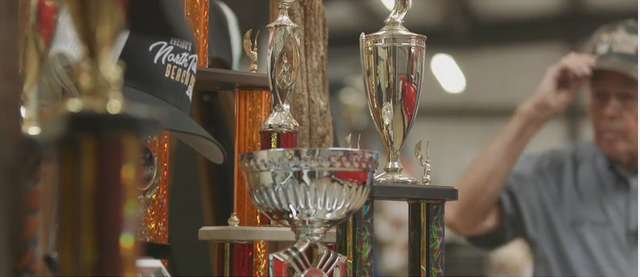Stock car racer's son in Mount Airy preserves legacy
