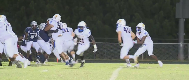 Highlights from Week 5 of the FOX8 Friday Football Frenzy