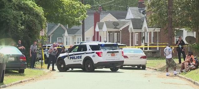Law enforcement officials speak about ongoing violence in Burlington