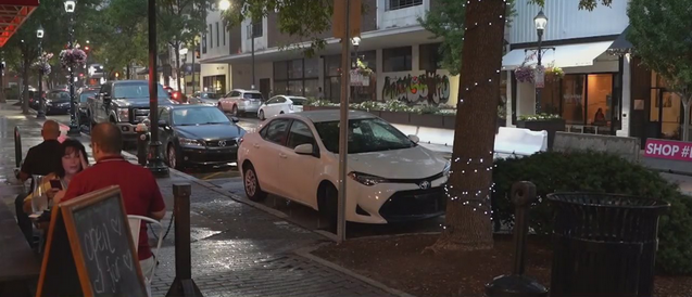 Greensboro City Council vote to keep outdoor seating for downtown restaurants