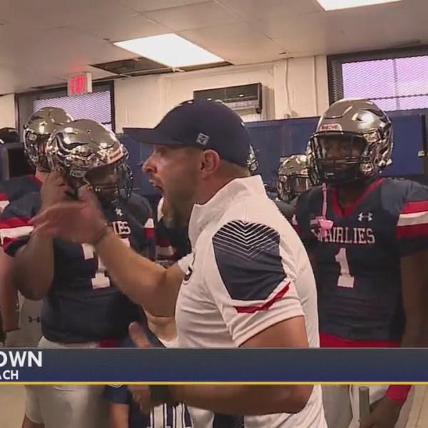 Coach Talk: Darryl Brown, head coach of Grimsley High School
