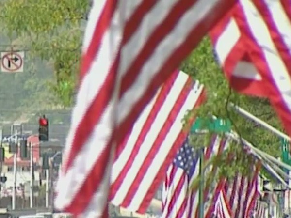 Photojournalist recounts stories heard on road trip to NC in days after 9/11