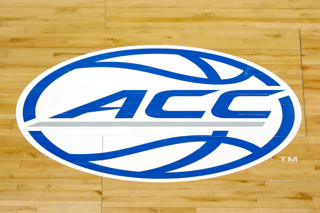ACC logo (Photo by Jared C. Tilton/Getty Images)