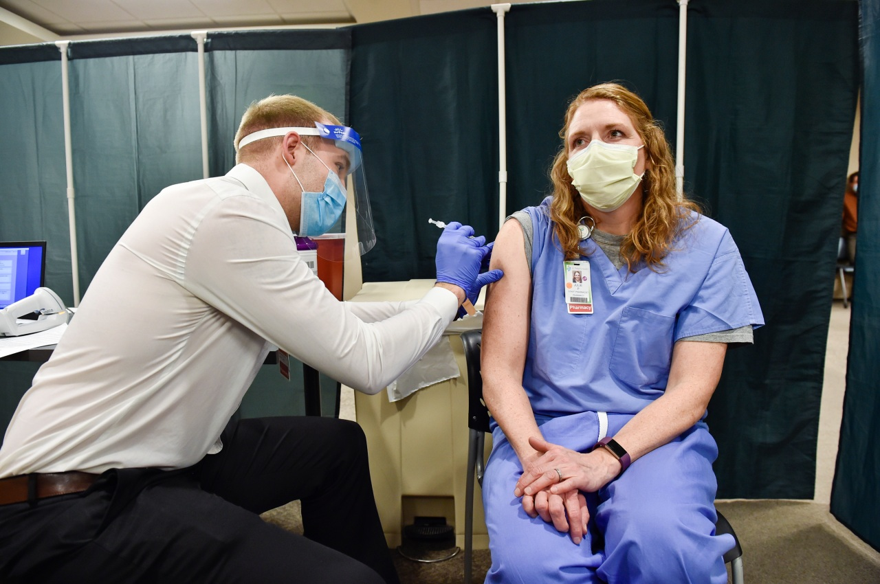 1 in 3 NC workers required to get COVID shot or be tested weekly still not fully vaccinated