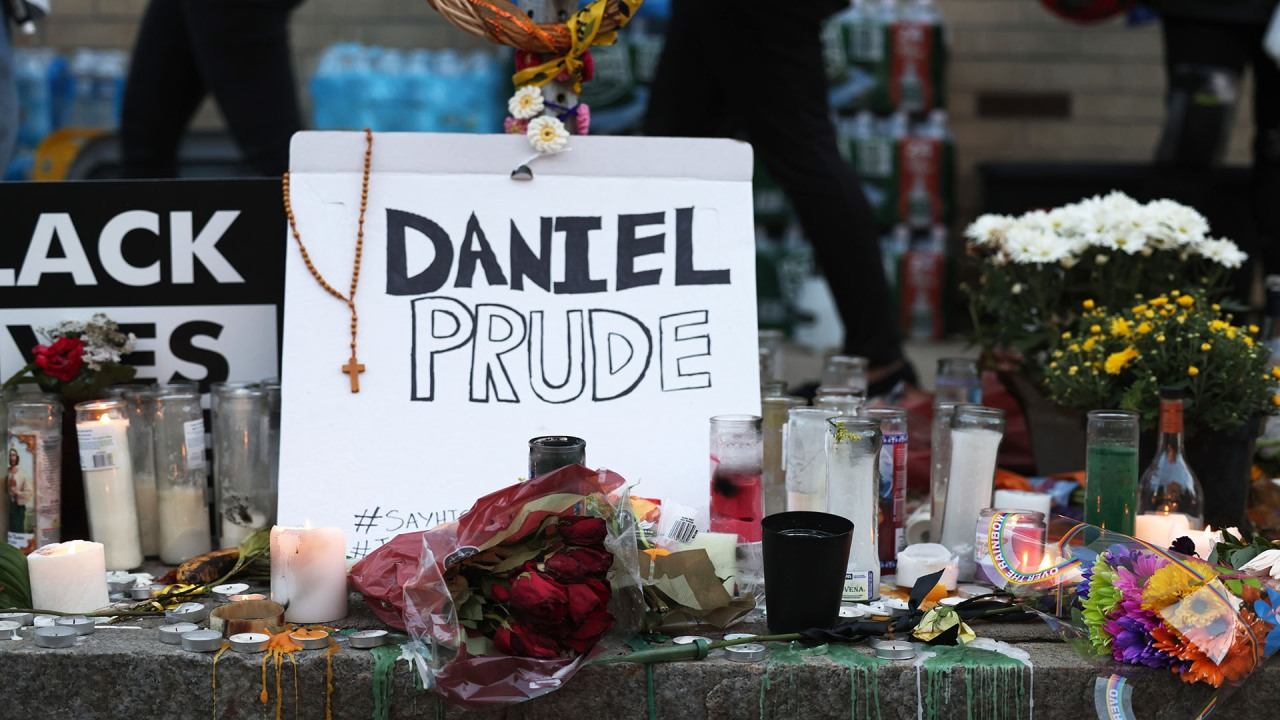 Officer involved in incident that led to Daniel Prude's death served charges