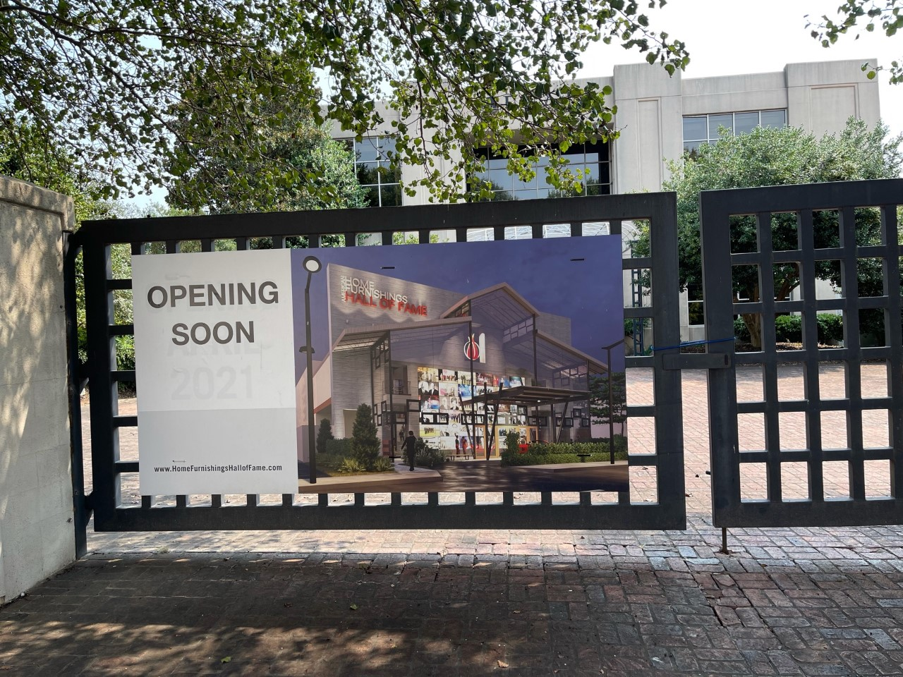 American Home Furnishings Hall of Fame headquarters opening soon in High Point