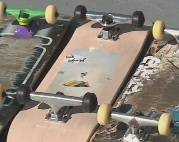 Thomasville giving away skateboards for free with the help of Boards for Bros