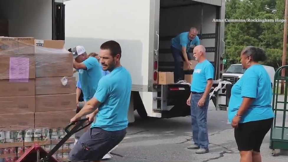 Feeding the hungry in Greensboro just got easier thanks to Second Harvest's new distribution center