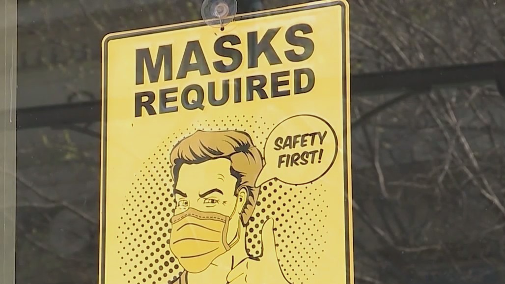 At least 1 of 3 key milestones must be met before Guilford County's mask mandate ends, health director says