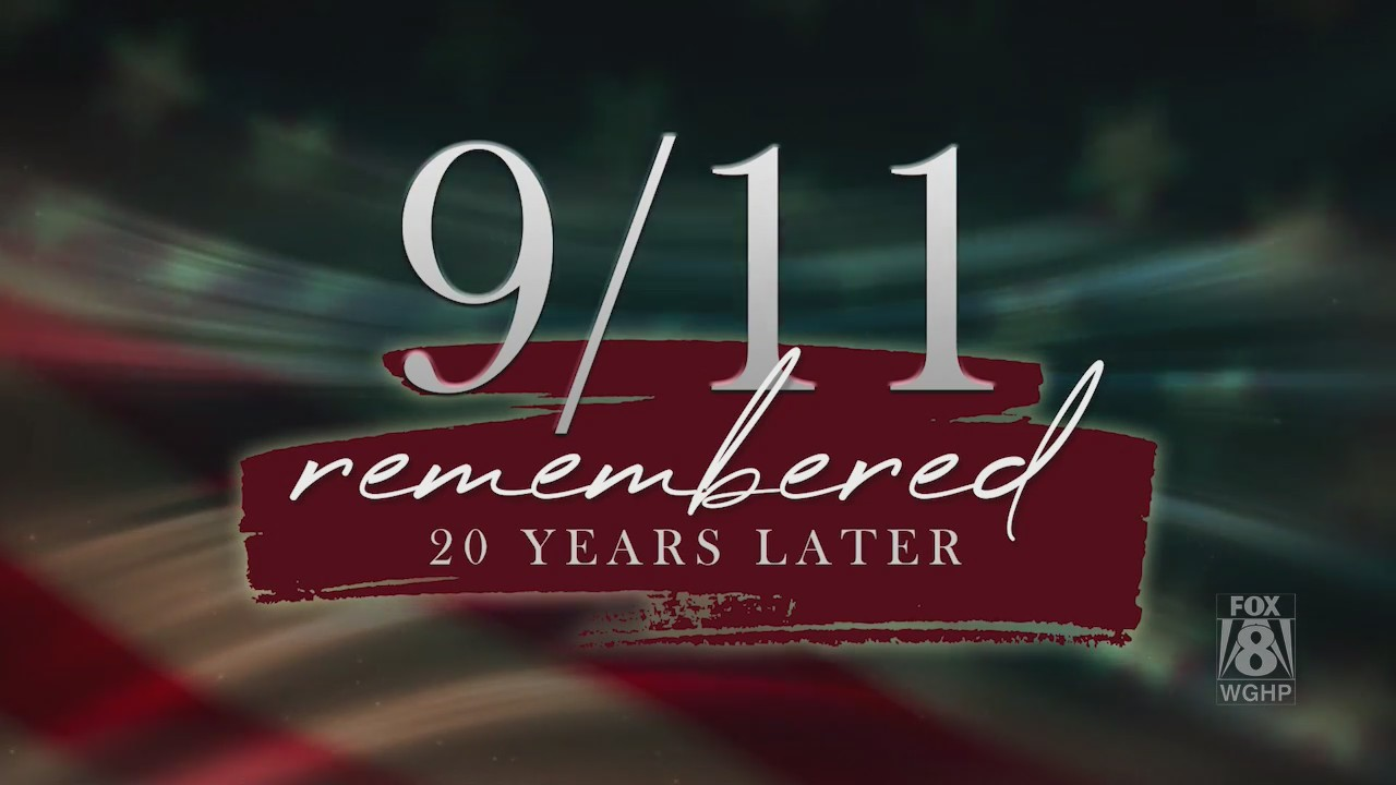 Watch the FOX8 special presentation: 9/11 Remembered 20 Years Later