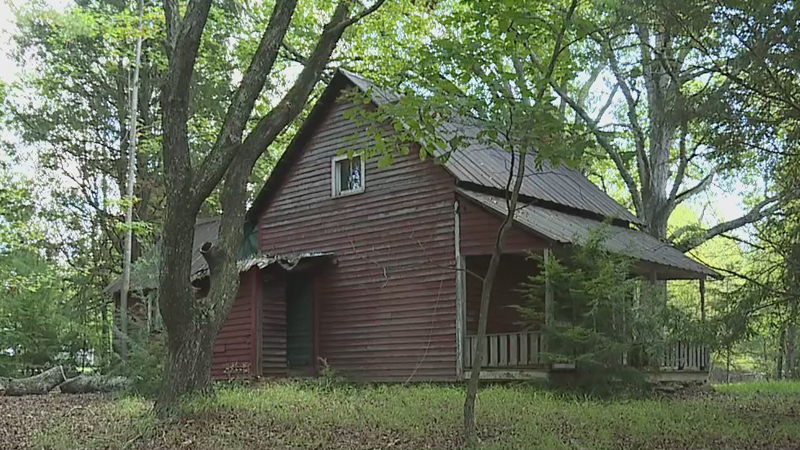 Efforts underway to preserve historical 'Collins House' in Stokes County