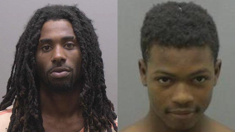 Michael Tyrelle Bowe and Cylence Carlos Russell