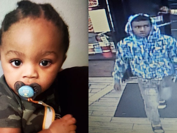 Vehicle stolen with 11-month-old child inside in Greensboro