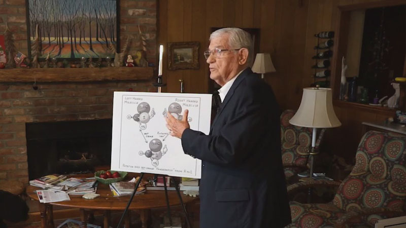 North Carolina chemist wins award for book arguing science and God go hand-in-hand