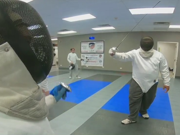 New fencing academy in Greensboro growing interest in the sport