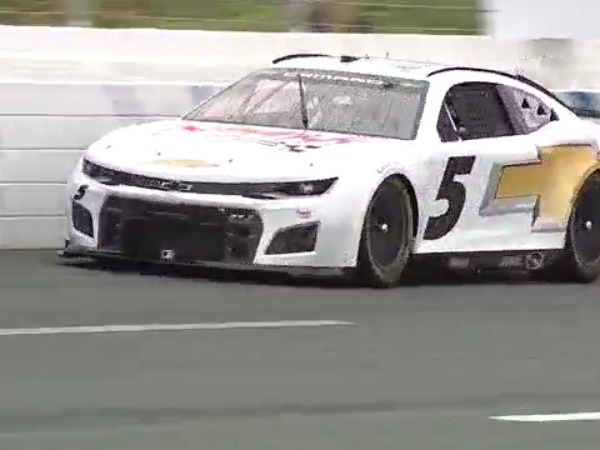 First look at NASCAR teams testing new NEXGEN racecars