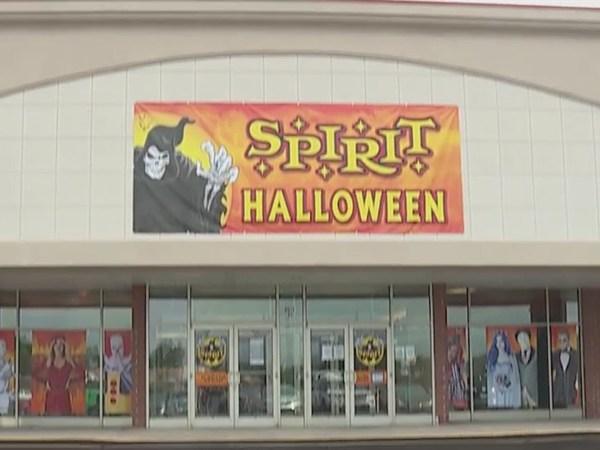 Spirit Halloween store opens in former Peebles location in Thomasville