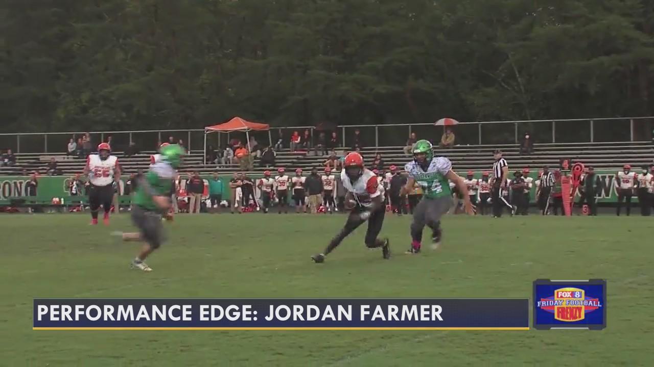 FOX8 Frenzy Performance Edge: Jordan Farmer, of Southeast Guilford High School