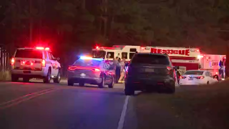 1 dead after crash in Clemmons