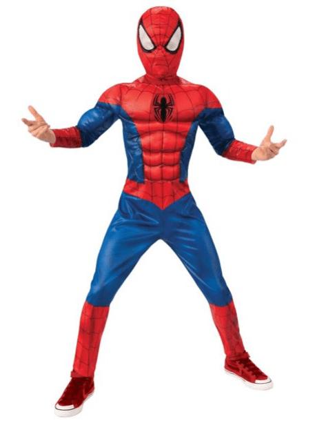 Rubies Classic Spider-Man child Halloween costume