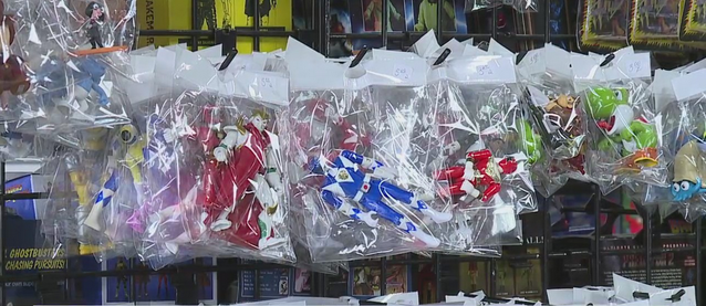 Small Business Spotlight: Toy Busters in Asheboro
