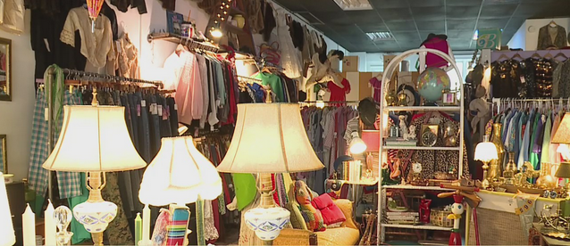 What's old is new again: Revision Vintage in Greensboro focuses on vintage items