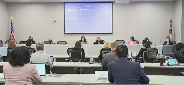 Guilford County superintendent raises concerns about threats facing educators, school board members