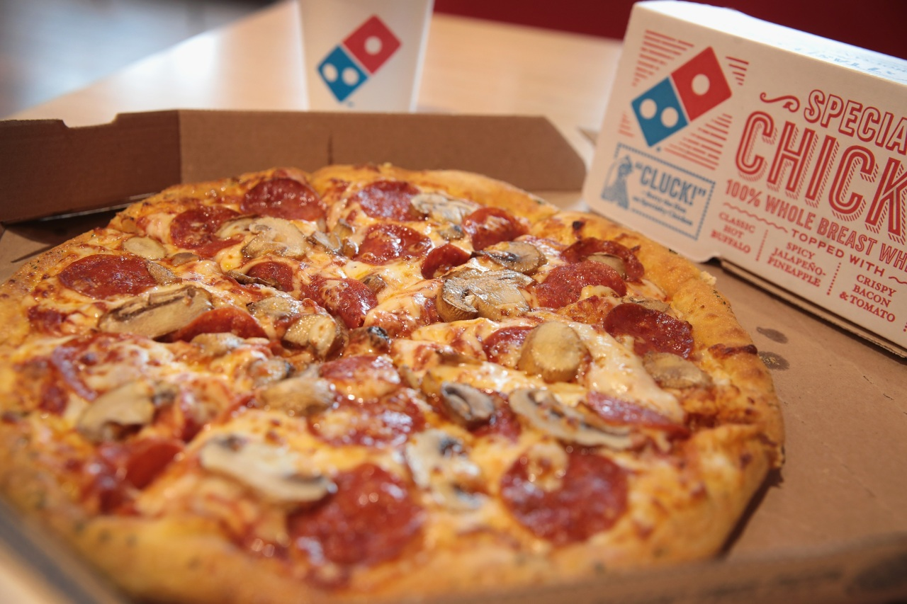 Plasticizer found in food from McDonald's, Domino's, others