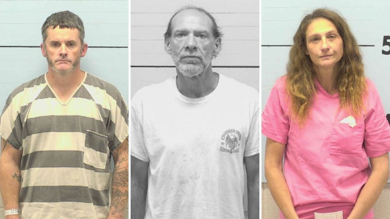 Two charged with concealing body of missing North Carolina man found inside well