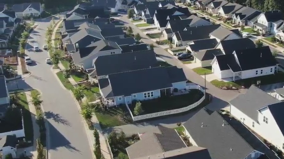 Kernersville development aims to break down barriers between neighbors; 'That's what community is all about'